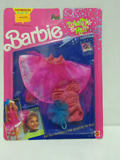 Barbie Outfit Nrfb 1991 Totally Hair Fashions #3811