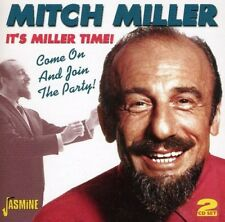 MITCH MILLER - IT'S MILLER TIME-COME ON AND JOIN THE PARTY 2 CD NEUF
