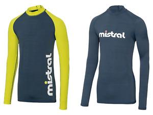 Mistral Herren UV-Schutz-Shirt Tauchshirt Surfshirt Badeshirt Strandshirt