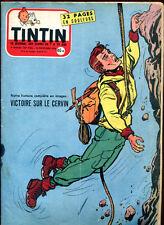 TINTIN N°426. 20 décembre 1956.