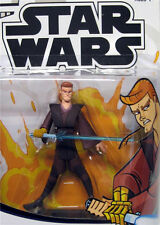 Hasbro Star Wars Cartoon Network Anakin Skywalker Figure