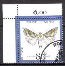 BRD 1992 Mi. Nr. 1604 gestempelt Eckrand 1 TOP!!! (9286)