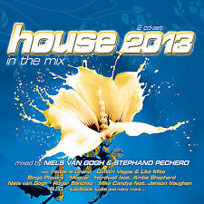CD House 2013 In The Mélange d'Artistes divers 2CDs