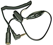Volume Control Extension Cable, Stereo, Thumb Wheel Volume Control, part coiled