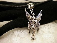 Handmade GOTH FAIRY FANTASY Fairy Pendant Necklace/Jewelry/WOMEN/Men