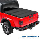 JDMSPEED HARD SOLID TRI-FOLD TONNEAU COVER FOR 2020 JEEP GLADIATOR JT PICKUP