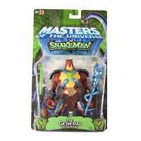 Masters of the Universe / MotU 200X - The General / Rattlor –  MOC