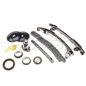 Tru-Flow Timing Chain Kit TCK112G fits Toyota Rav 4 2.0 VVTi 4x4 (XA20), 2.4 ...
