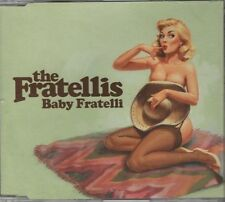 THE FRATELLIS Baby Fratelli 2 TRACK CD NEW - NOT SEALED