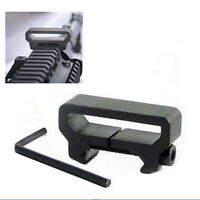 Rifle Sling Mount Attachment Weaver 20mm Rail Swivel Tactical Mount Accsssories