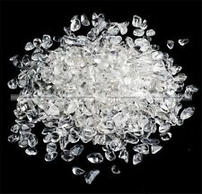 AAA Natural Lot of Tiny Clear Quartz Crystal Rock Chips 50g 70214604