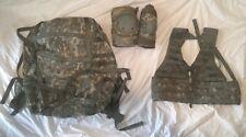 New ListingSurvival military surplus Bug out kit 16 pc lot - Large Ruck Sleeping bag woobie