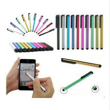 5X Utility Aluminium Capacitive Screen Stylus Touch Pen For iPad iPhone Tablet