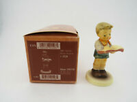 "Hummel Goebel ""Honor Student"" #2087/B TMK8 4"" Figurine w/ Box"