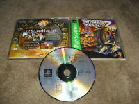 Twisted Metal II 2 (Sony PlayStation 1, 1997)