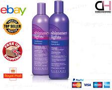 Clairol Shimmer Lights 16 oz Shampoo + 16 oz Conditioner