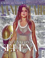 Vanity Fair Italian Magazine Selena Gomez Robin Williams Donald Trump Convention