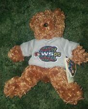 Houston Astros Bean Bag Plush Teddy Bear World Series 05 ML Team Bears