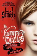 The Vampire Diaries: The Hunters: Moonsong-ExLibrary