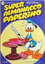 SUPER ALMANACCO PAPERINO 2 SERIE  N.20 DISNEY
