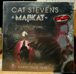 Audio Fidelity 2-LP AFZ-LP2-040 Cat Stevens Majikat Earth Tour 1976, 2009 US NEW