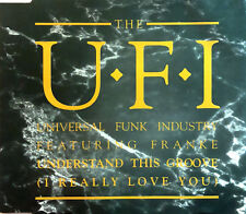 UFI ‎Maxi CD Understand This Groove (I Really Love You) - England (VG+/EX)