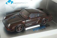 Exoto Motorbox MTB00006 1/18 Porsche 959 Palisander (Metallic Braun) OVP