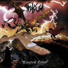 FALCUN - Kingdom come (NEW*LIM.500*POWER METAL*INDIA*LIEGE LORD*MAIDEN)