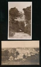 Cornwall STRATTON x2 c1920/30s  PPCs