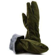 Original Czech army winter mittens gloves. Czech military Trigger mittens