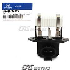 GENUINE Engine Cooling Fan Resistor for 2011 2012 2013 Kia SOUL 2538507550 ⭐⭐⭐⭐⭐