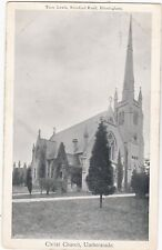 Christ Church, Umberslade, Nr HOCKLEY HEATH, Warwickshire