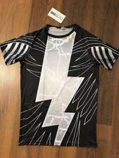 T-shirt Compression Shazam Uomo Taglia XL