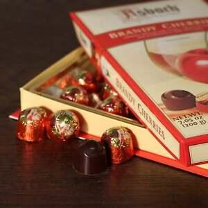 Asbach Brandy Cherry Liqueur Chocolates Gift Box 200g