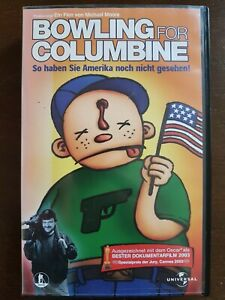 Bowling for Columbine VHS