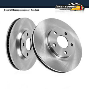 Front Brake Disc Rotors For 2007 2008 2009 2010 2011 2012 Hyundai Veracruz