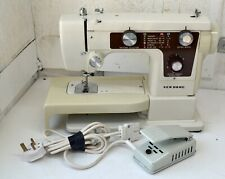NEWHOME 641 SEWING MACHINE - Great working order - Heavy Duty
