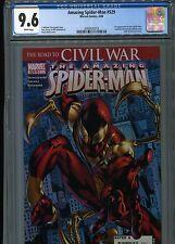 Amazing Spider-Man #529  (New Costume)  CGC 9.6  WP