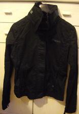 Bench Damen Jacke Windjacke Gr M / L 38 schwarz Outdoor sportlich
