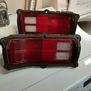 MOPAR 73 74 75 76 Plymouth Duster tail light  set