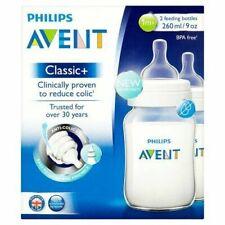 Philips AVENT Classic 2 Feeding Bottles 1m 260ml