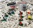 Vintage Wilton Football Lot Of 1974 Figures Cake Toppers