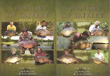 MAYLIN ROB CARP FISHING BOOK A HISTORY OF YATELEY two volume set! BARGAIN new