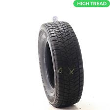 Used 23570r16 Bridgestone Blizzak Dm V2 106s 10532 Fits 23570r16