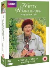 Hetty Wainthropp Investigates Complete Season 1 2 3 4 Series One to Four New DVD