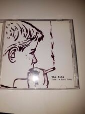 The Kits - THIS IS YOUR LUNG  5 TRACK CD IN VERY GOOD CONDITION