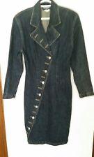 Jean Denim Dress Ladies Juniors Size 9 Blue Denim  SWITCH USA Slim Fit
