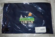 Sac bandoulière sacoche En voiture TINTIN Hergé Editions ATLAS 2001 NEUF