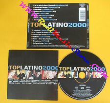 CD Compilation Top Latino 2000 RICKY MARTIN JENNIFER LOPEZ SHAKIRA no lp mc(C39)