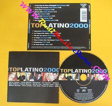 CD Compilation Top Latino 2000 RICKY MARTIN JENNIFER LOPEZ SHAKIRA no lp mc(C39)